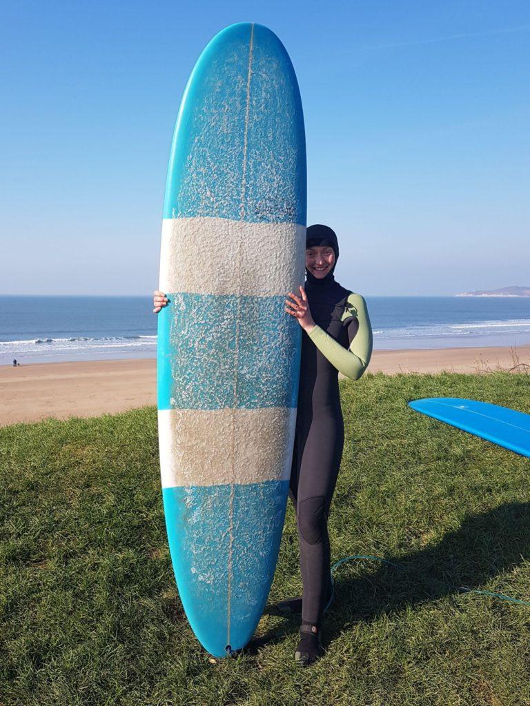 Samantha Garstin Yoga / Surf / Devon