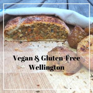 Samantha Garstin Yoga / Vegetable Wellington